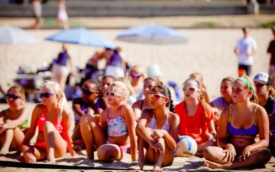 Formation of Manhattan Beach Sand Volleyball Club