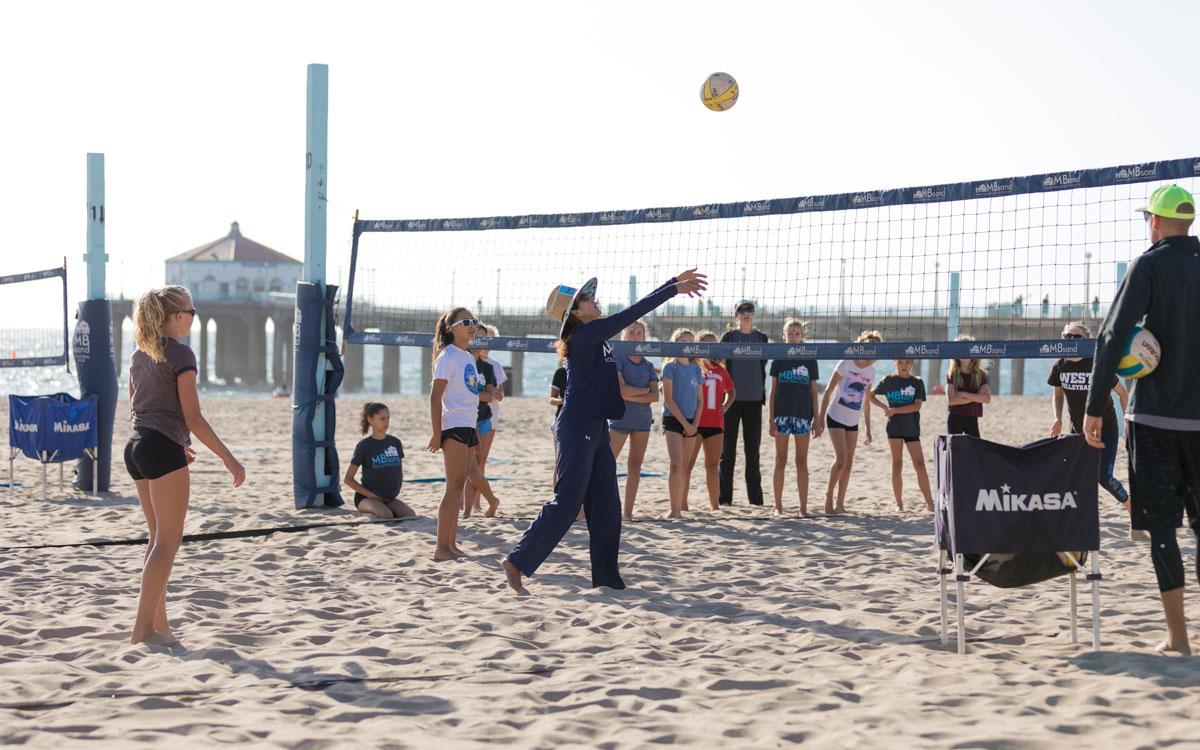 MBsand | Beach Volleyball Club in Manhattan Beach