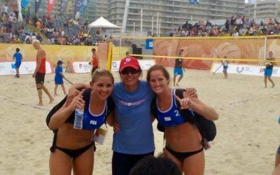 2014 World University Beach Volleyball Championships