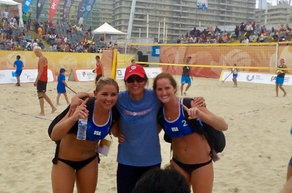 2014 World University Beach Volleyball Championships