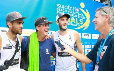 2015 FIVB World Tour Finals