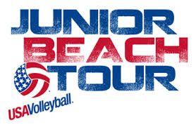jr USA beach logo