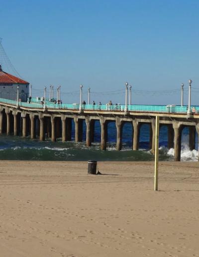 pier daytime