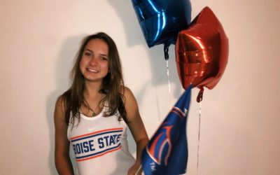 Cela Chamness commits to Boise State