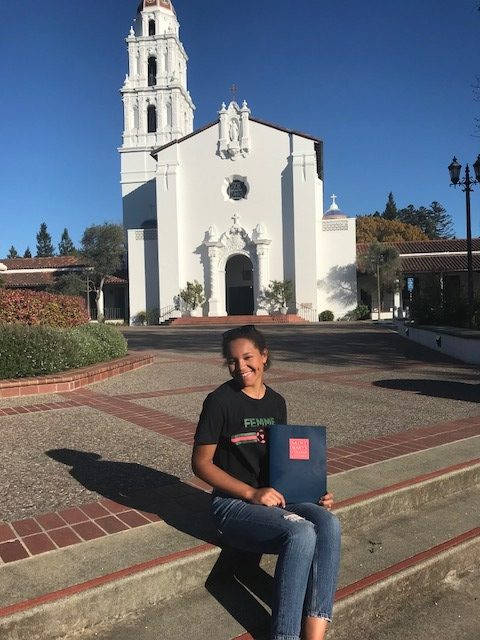 Karmin Brown commits to Saint Marys College