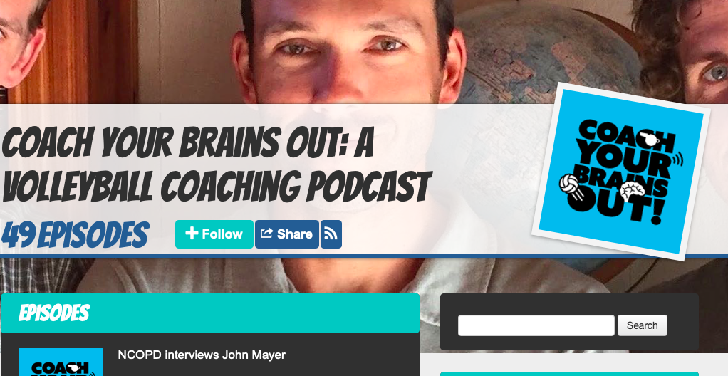 Coach Patty Dodd interview on Coach Your Brains Out: A Volleyball Coaching Podcast